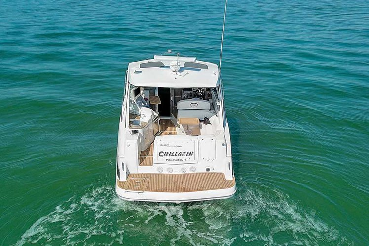 Boat for rent Cruisers Yachts 38.0 feet in Port Tarpon Marina, FL