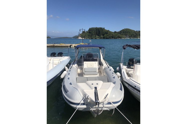 Boat for rent MARCO 24.5 feet in Nydri Port, Greece