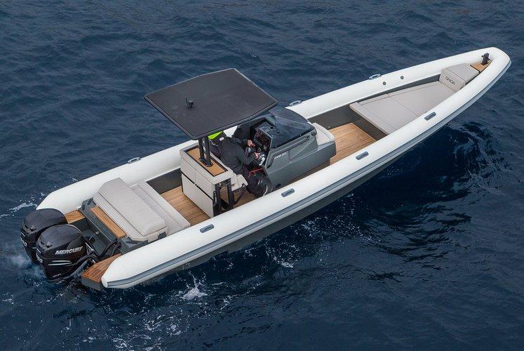Boat for rent Magna 32.97 feet in Agios Kosmas Marina, Greece
