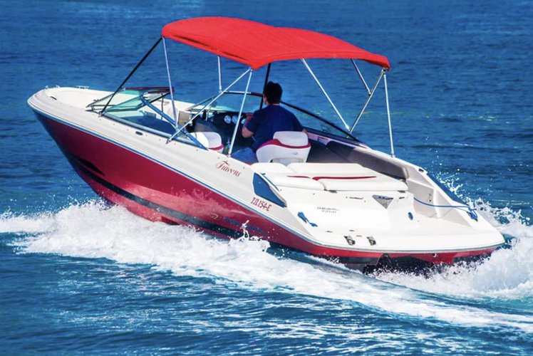 Boat for rent REGAL 19.76 feet in Nydri Port, Greece