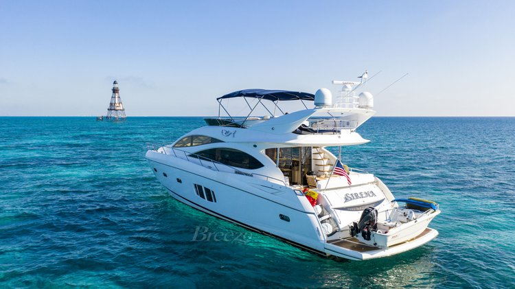 Sunseeker boat for rent in North Bay Village