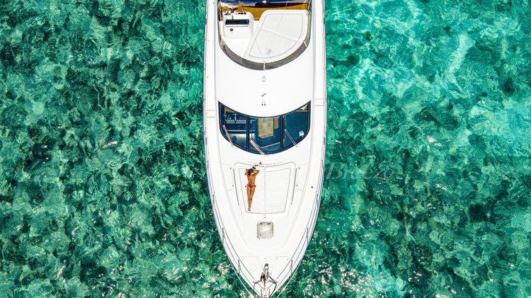 Motor yacht boat rental in 360 Condominium Marina, FL