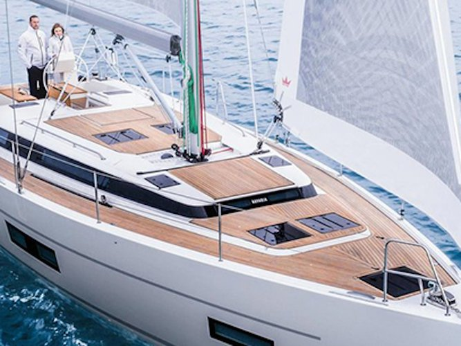 Get on the water and enjoy Lefkada in style on our Bavaria Yachtbau Bavaria C45