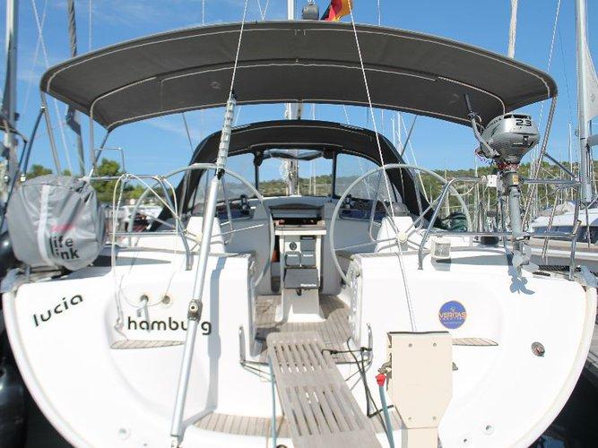 Take this Bavaria Yachtbau Bavaria 46 Cruiser Veritas edition for a spin!
