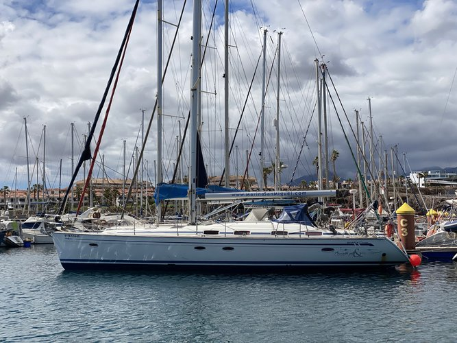 Charter this amazing sailboat in San Miguel de Abona