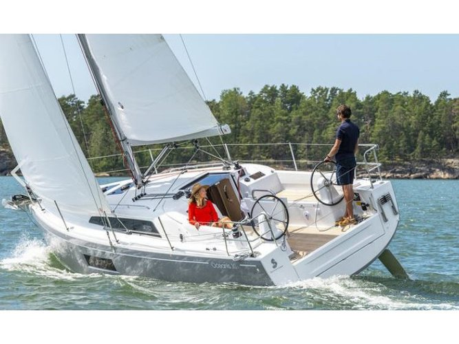 Discover Izola in style boating on this sailboat rental