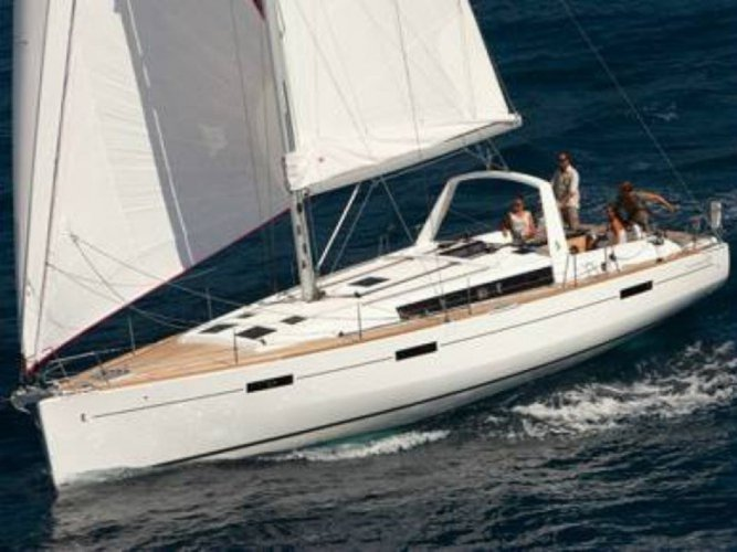 Get on the water and enjoy Kaštel Gomilica in style on our Beneteau Oceanis 45