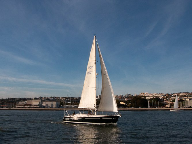 Enjoy Ibiza - Sant Antoni de Portmany, ES to the fullest on our comfortable Beneteau Oceanis 473