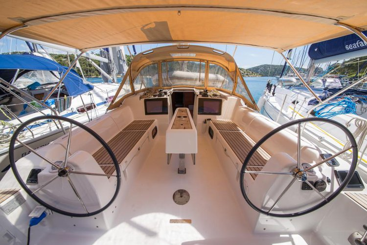 Dufour boat for rent in