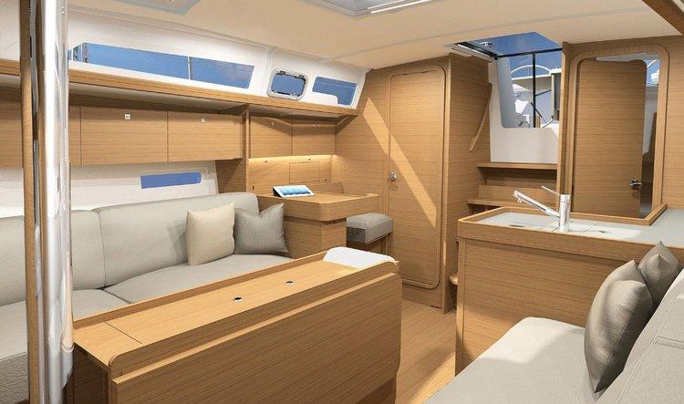 Boat for rent Dufour 35.0 feet in La Rochelle, France