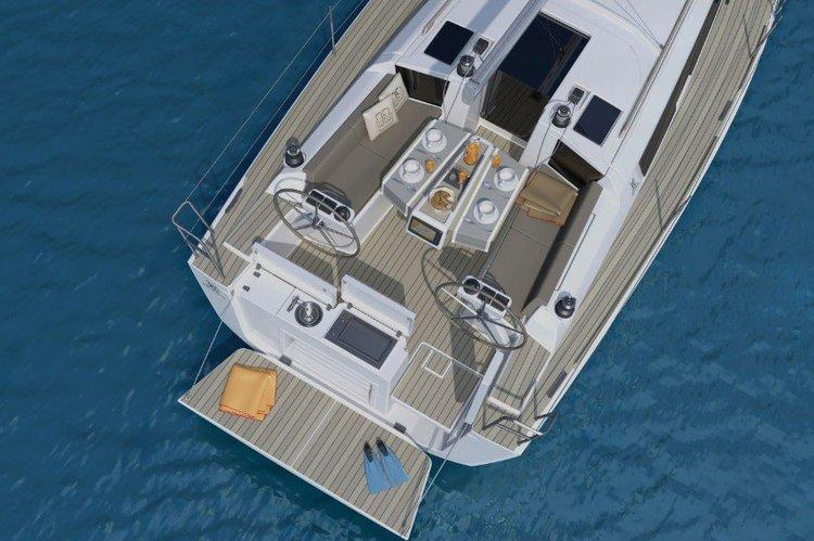 Dufour boat for rent in La Rochelle