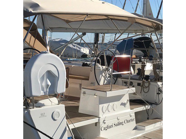 Explore Golfo Aranci on this beautiful sailboat for rent