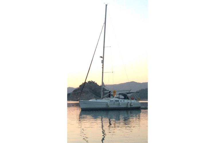 Boat for rent HUNTER 44.0 feet in fethiye ece saray marine, Turkey