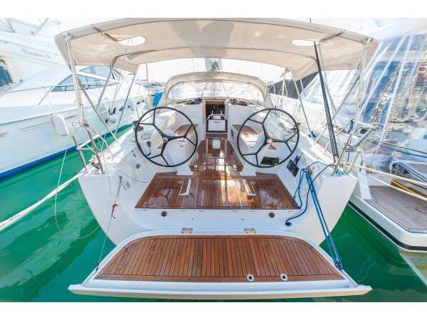 Relax on board our sailboat charter in San Miguel de Abona