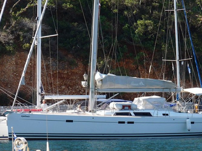 Unique experience on this beautiful Hanse Yachts Hanse 540e