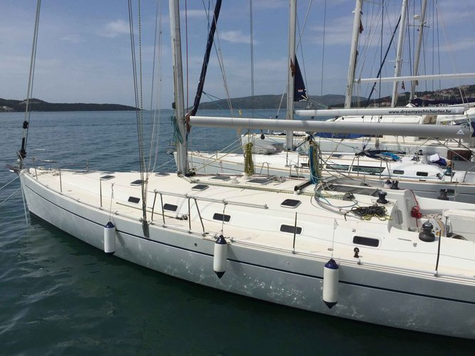 Relax and have fun on this amazing sail boat charter in France