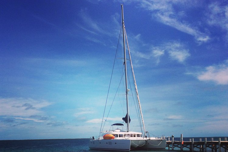 Boat for rent Lagoon 50.0 feet in Cucumber Beach Marina, Belize