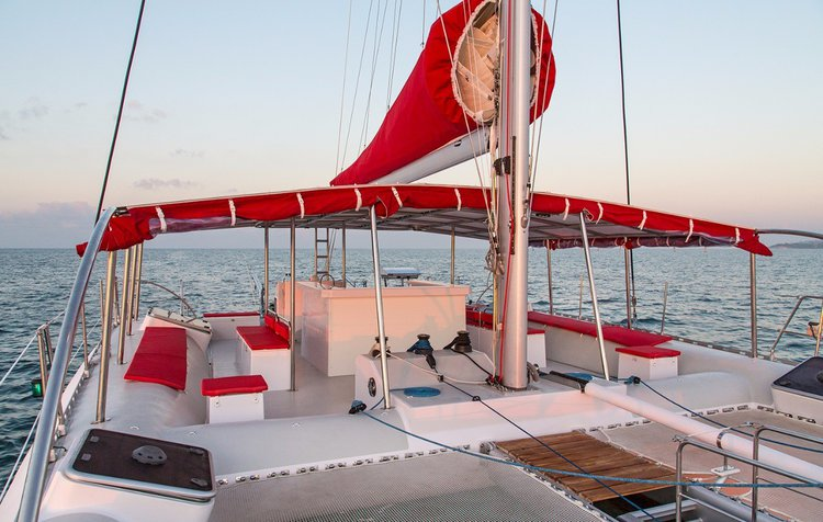 Boat for rent Maxicat 51.0 feet in Papeete, French Polynesia