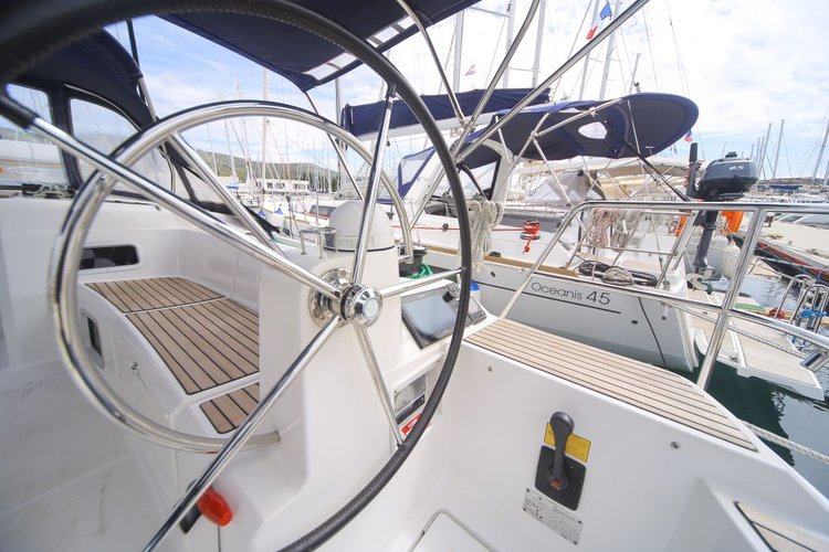 Boat for rent Sun Odyssey 46.0 feet in Saltsjö Pir Marina, Sweden