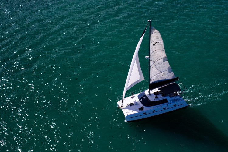 Perfect Catamaran For Everything Miami Can Offer!