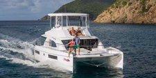 Mesmerizing holidays in Mallorca aboard this Power Catamaran