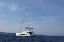 Holiday time with friends and Family in Madagascar aboard Bali 4.5