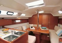 Sail the fascinating France on a superb 34 ft sail boat for rent
