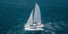 Explore Exuma onboard this luxurious 50' catamaran