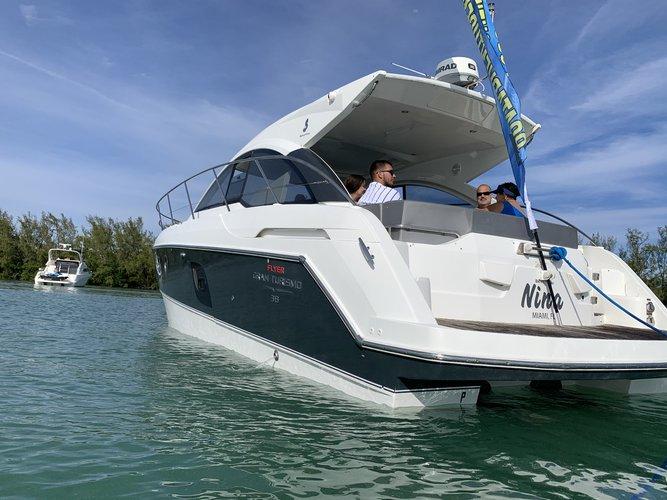 Beneteau's 40.0 feet in Key Biscayne