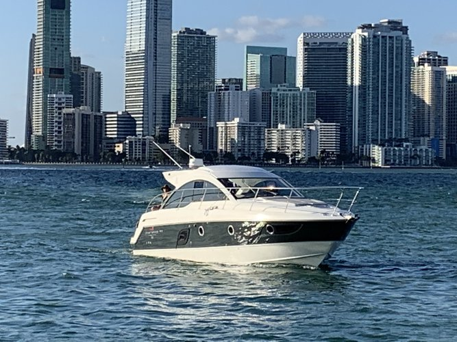 Beneteau boat for rent in Key Biscayne