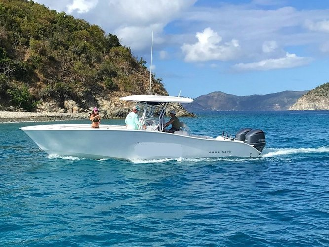 Locally owned, family operated Private Charter Boat Tours in the USVI and BVI.