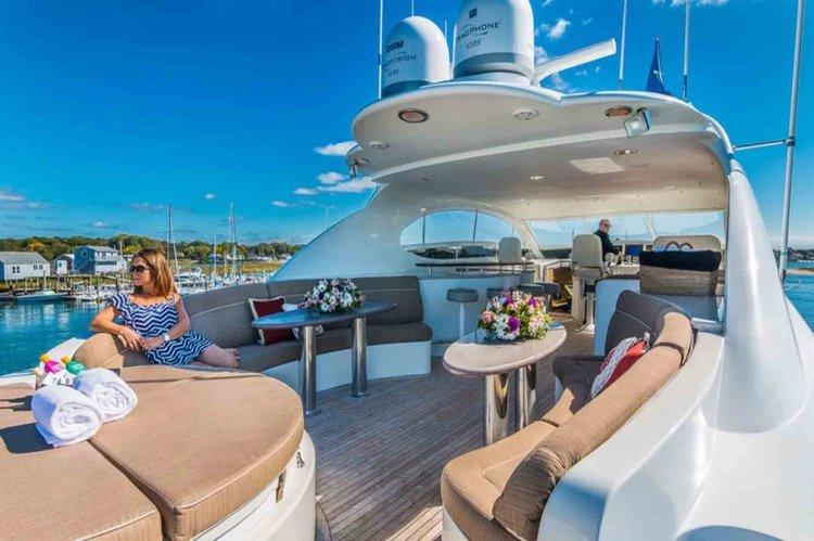 Boat for rent Custom 106.0 feet in Sag Harbor  (Marina across from Baron's Cove Motel), NY