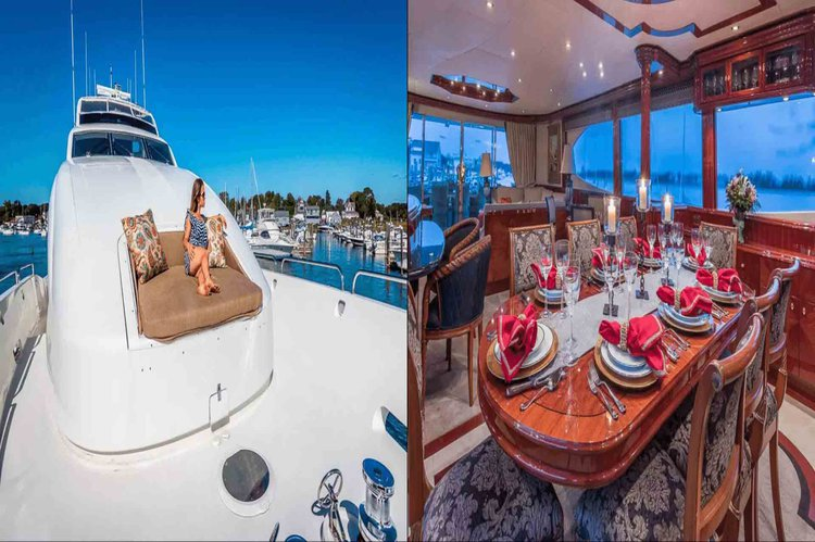 Motor boat boat for rent in Sag Harbor