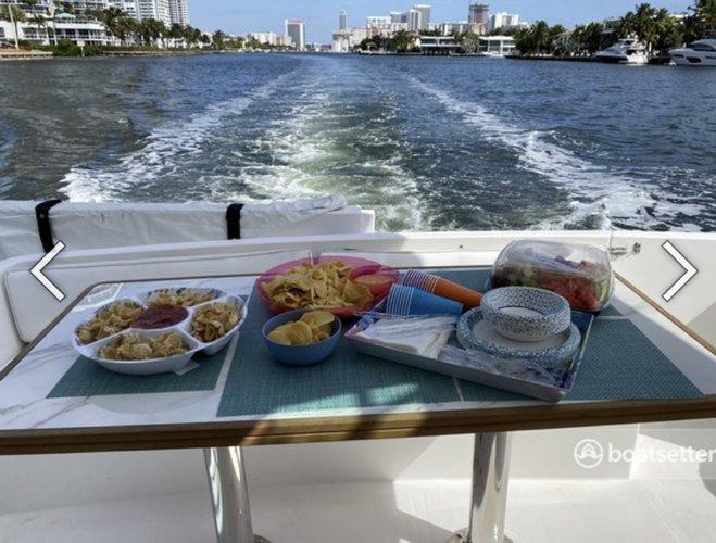 Boat for rent DYNACRAFT 50.0 feet in Diplomat Yacht Club, FL