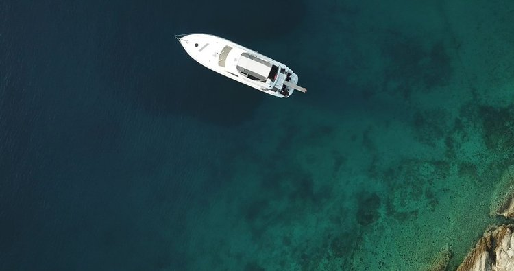 Discover Split region in style boating on this motor boat rental