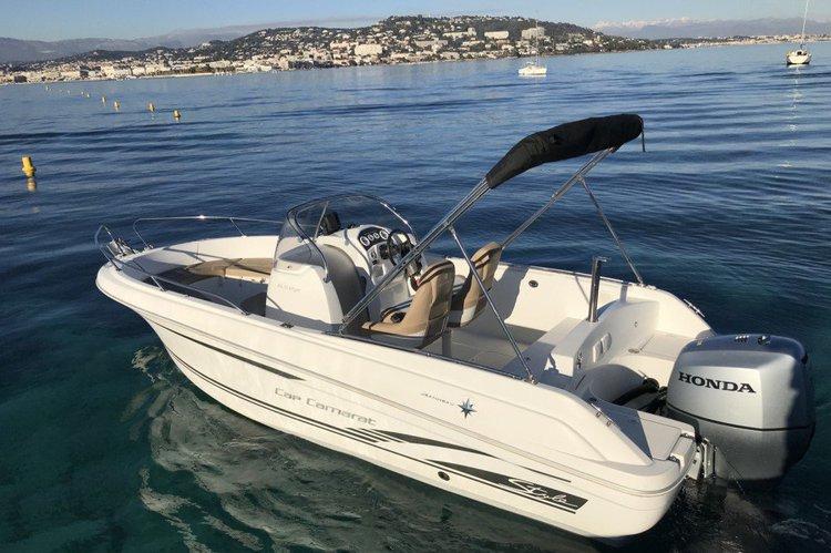 Boat for rent Jeanneau 21.0 feet in kotor, Montenegro