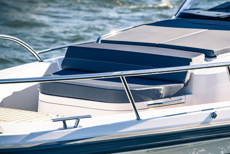 Boat for rent Nimbus 42.78 feet in Agios Kosmas Marina, Greece
