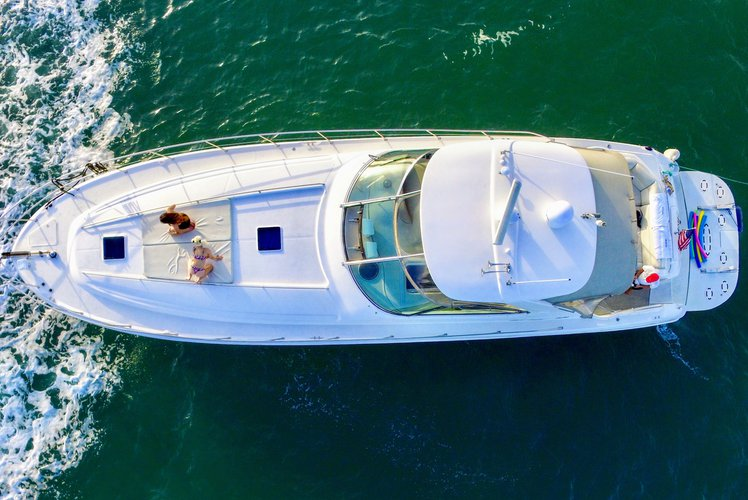 Boat for rent SeaRay 57.8 feet in Island Gardens Deep Harbour, FL