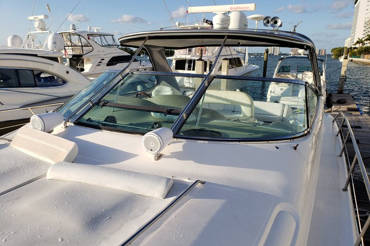 Boat for rent Sea Ray 57.8 feet in Harbor West Marina, FL