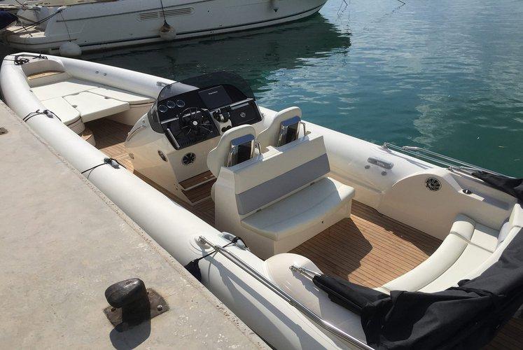 Boat rental in Porto Cheli,