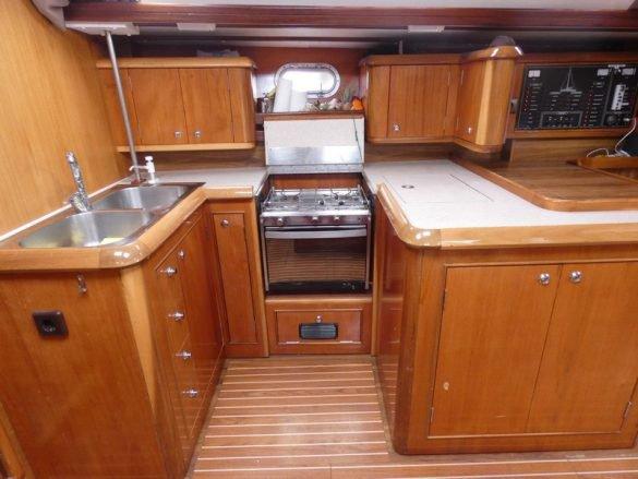 Boat for rent Alfa 51.0 feet in Paros, Greece