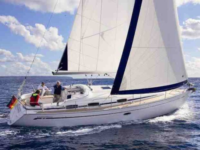 Jump aboard this beautiful Bavaria Yachtbau Bavaria 37 Cruiser