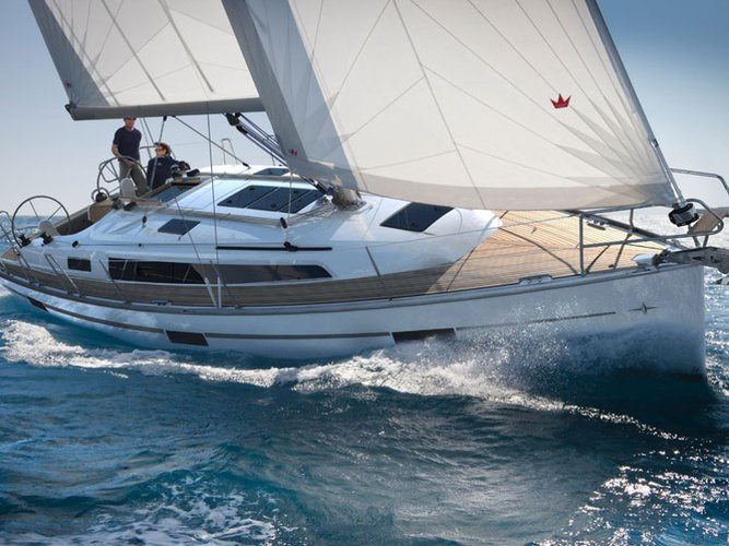 Sail Göteborg, SE waters on a beautiful Bavaria Yachtbau Bavaria Cruiser 37