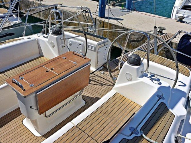 Rent this Bavaria Yachtbau Bavaria 46 for a true nautical adventure