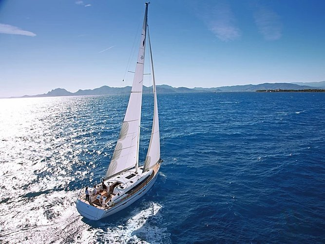 Enjoy Fethiye, TR to the fullest on our comfortable Bavaria Yachtbau Bavaria 46 Cruiser