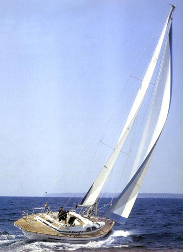 Take this Bavaria Yachtbau Bavaria 51 Cruiser for a spin!