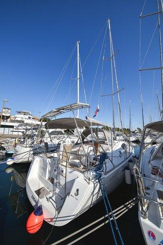 Bénéteau's 39.0 feet in Zadar region