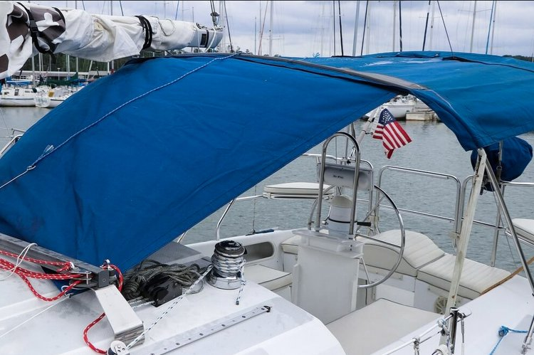 27.0 feet Catalina in great shape