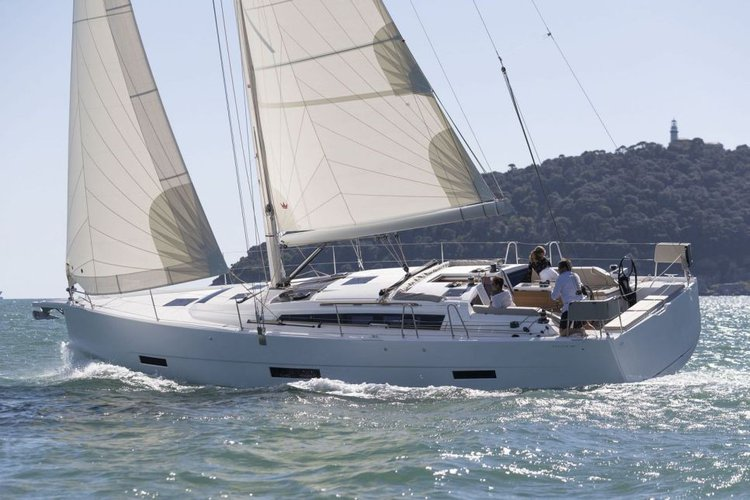 Sail your Way to the majestic British Virgin Islands aboard this sail charter