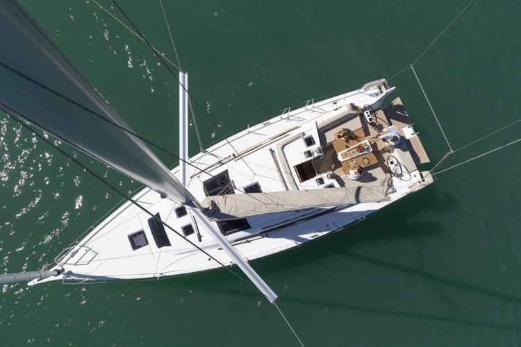 Boat for rent Dufour 43.0 feet in Scrub Island Resort Marina, British Virgin Islands